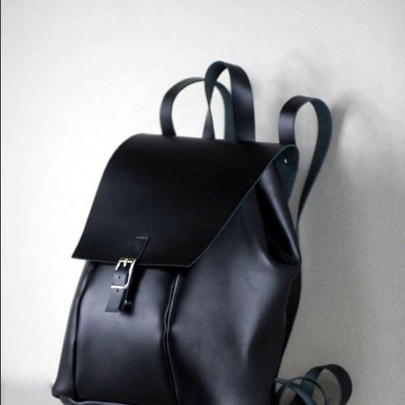 2a10e5baa439 custom handmade Handbags - Genuine Leather Rucksack Backpack